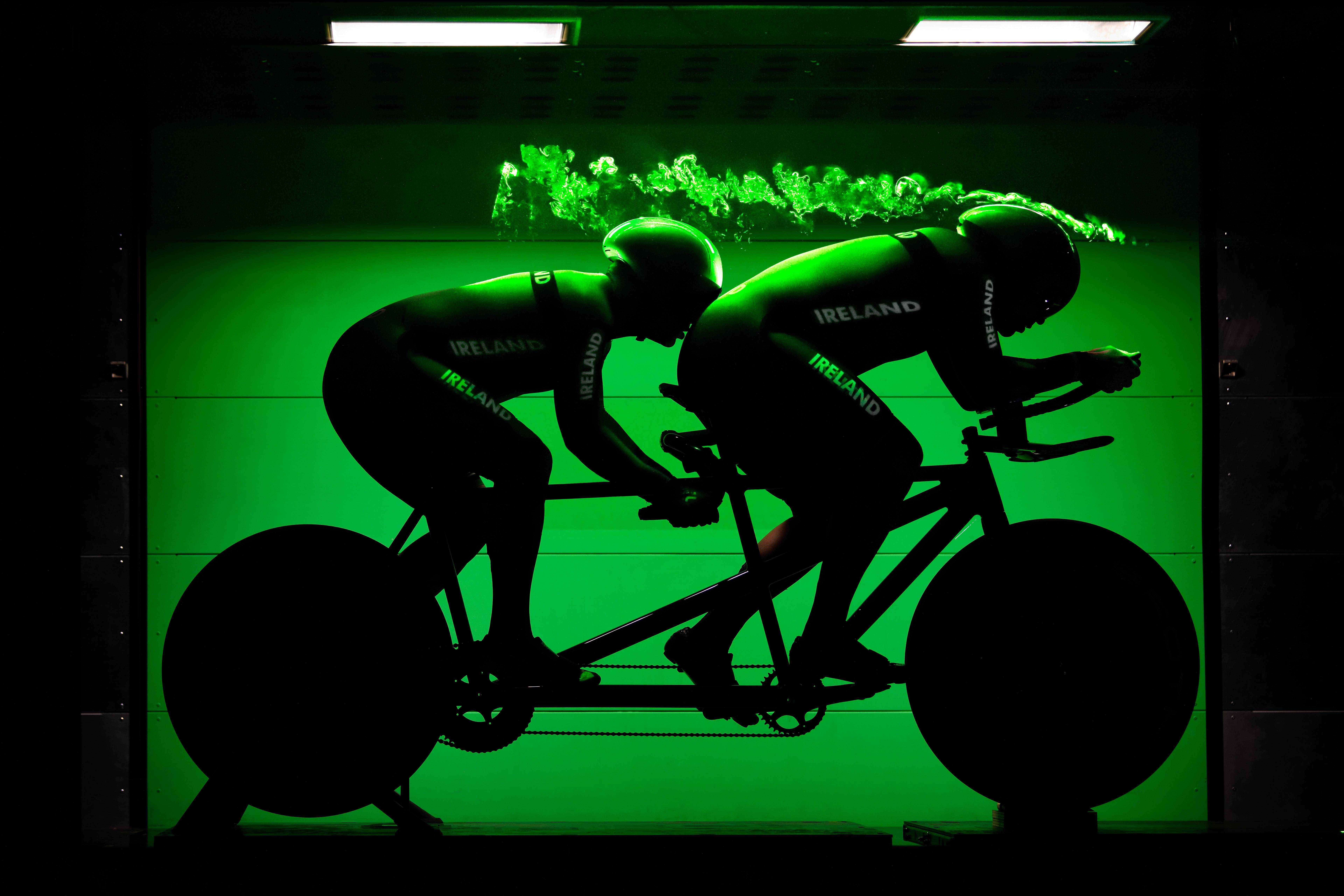 paracycling aerodynamics