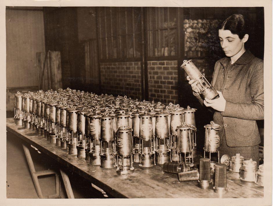 industry's gender gap