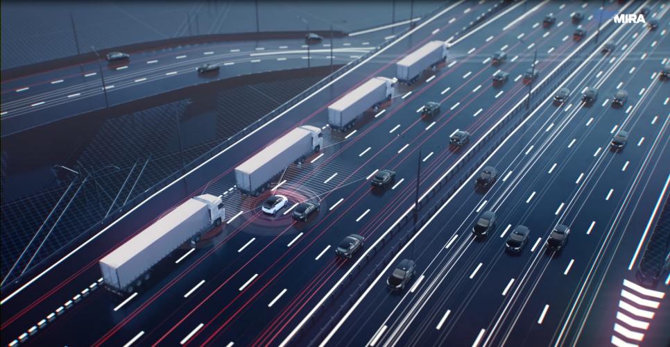 driverless car smart city