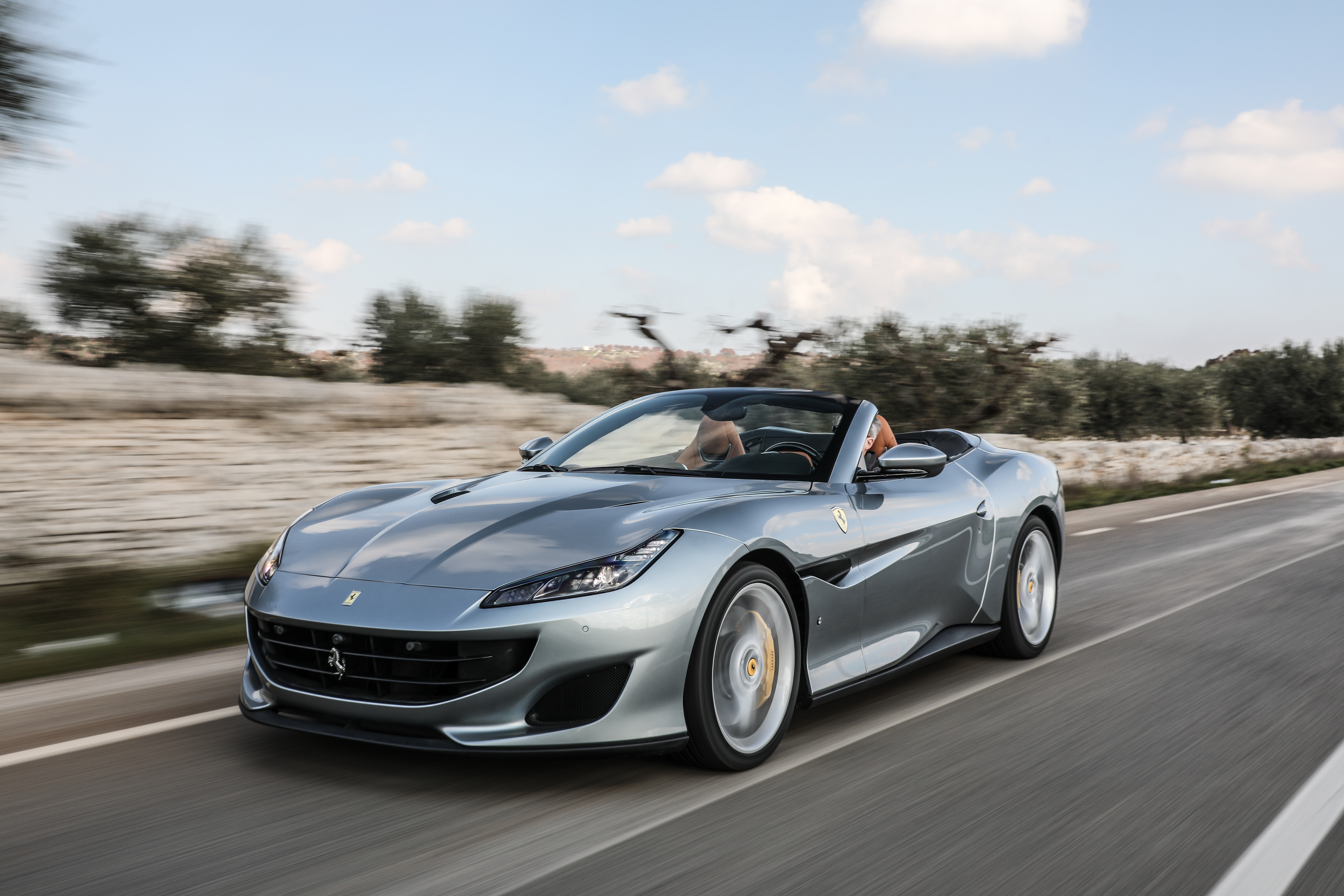 Everyday Supercar The Engineer Drives The Ferrari Portofino The Engineer The Engineer